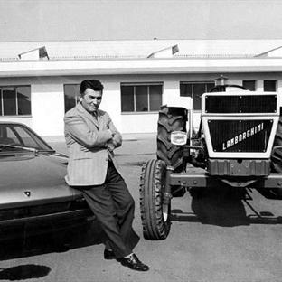 """Hırstan Doğan Boğalar! """"Lamborghini"""""""