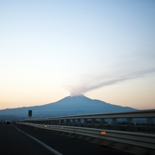 Başı Dumanlı Etna