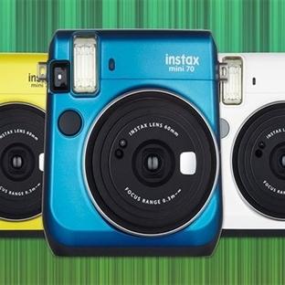 Instax Mini 70 ile Instagram için Özel Selfie'ler