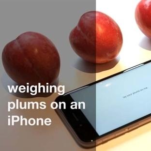 iPhone 6S Ağırlık Ölçmede Kullanılır mı?