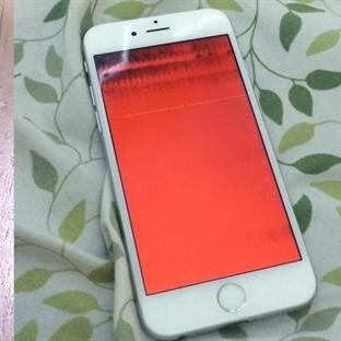 iPhone 6S'de Kırmızı Ekran Hatası