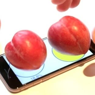 iPhone 6s ile Meyve Tartılır mı?