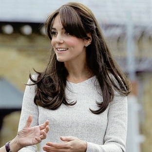 Kate Middleton: The Fold Eaton Elbise