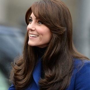 Kate Middleton: Christopher Kane Manto