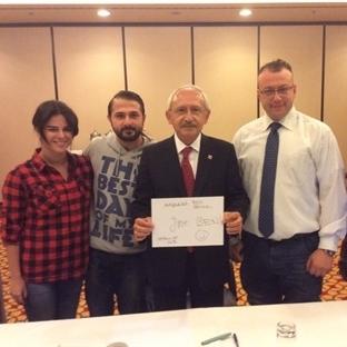 Kılıçdaroğlu Ekşi Sözlükte