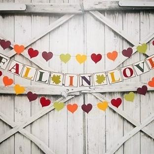 Kim Demiş Sonbaharda Düğün Yapılmaz Diye