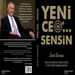 Kitap Önerisi: Yeni CEO Sensin
