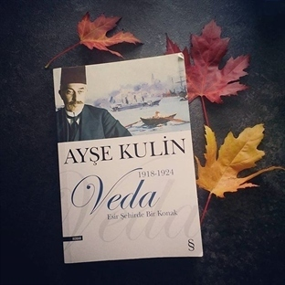 Kitap Yorumu ; Ayşe Kulin - Veda