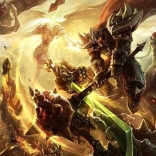 League of Legends 13-16 Ekim Şampiyon ve Kostüm İn