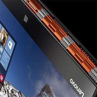 Lenovo Yoga 900 Duyuruldu