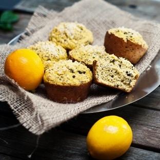 Limonlu Kakaolu Muffin Tarifi