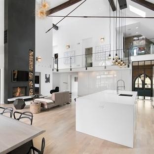 Linc Thelen Design'dan Chicago'da Ev Aydınlatma