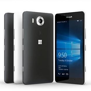 Lumia 950 Resmi Olarak Duyuruldu