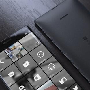 Lumia 950 ve 950 XL'den Yeni Sızıntılar Geldi!