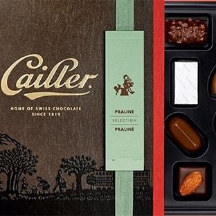 Maison Cailler , Nestle'nin yeni göz bebeği.