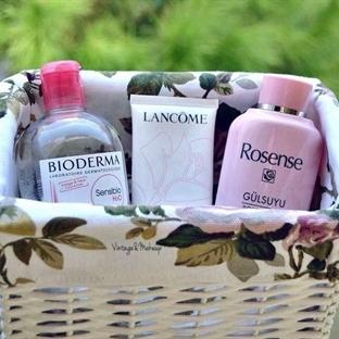 Makyaj Temizleme Ürünleri/Bloderma-Lancome-Rosense