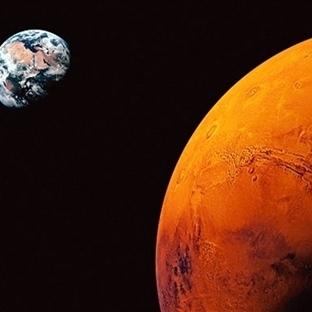 Mars'ta Bulunan Su Neyin Habercisi?