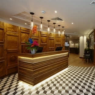 Matthews Mee'den Walmgate York'ta Hotel Indigo