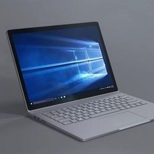 Microsoft Surface Book Ön Siparişte