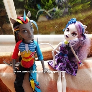 Monster High Bebik