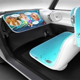 Nissan Teatro Adında Dijital Bir Otomobil Çıkardı