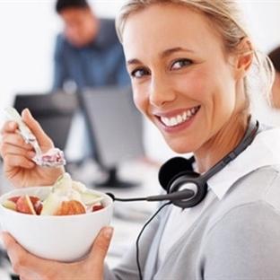 Oturarak Çalışanlar İçin Beslenme Önerileri