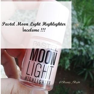 PASTEL MOON LIGTH HIGLIGHTER  !!!