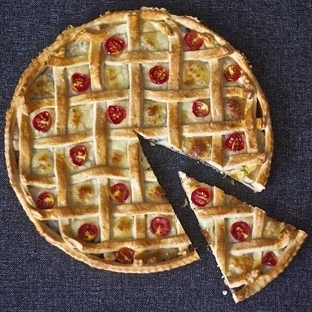 Peynirli tart