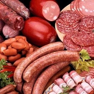 İşlenmiş Et Ürünleri Dikkatle Tüketilmeli!