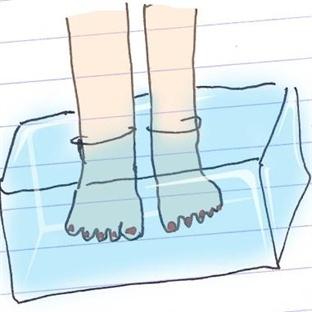 Soğukta Neden Önce Ayaklarımız Üşür?