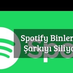 Spotify Binlerce Şarkıyı Sildi