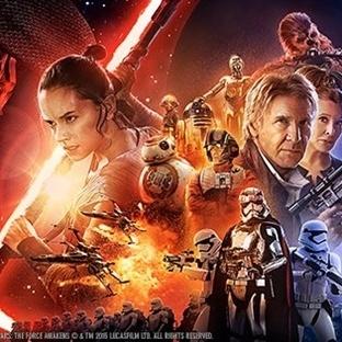 Star Wars: Güç Uyanıyor Filminin Son Fragmanı