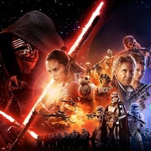 Star Wars: The Force Awakens Yeni Görüntü ve Afiş