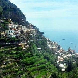 İtalya'nın cennet Sahillerinden Positano Gezisi