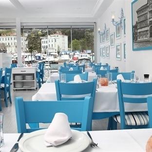 Tarabya Sahili'nde 77 yıllık bir Rum Restoranı: Hr