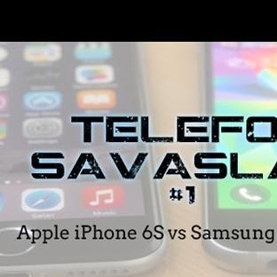 TS #1: Samsung Galaxy S6 vs iPhone 6S