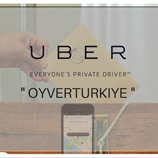 Uber 1 Kasım'da Seçmenleri Ücretsiz Taşıyacak
