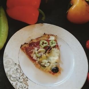 Unsuz Karnabahar Pizzası Nasıl Yapılır?