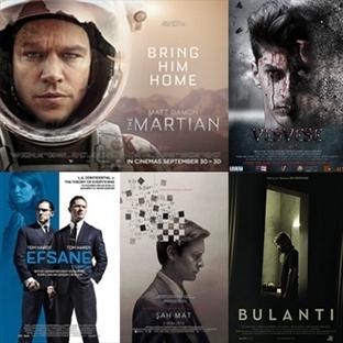 Vizyona Giren Filmler : 2 Ekim