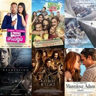 Vizyona Giren Filmler : 9 Ekim