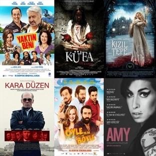 Vizyona Giren Filmler: 16 Ekim