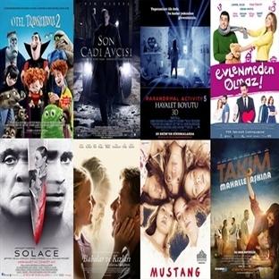 Vizyona Giren Filmler : 23 Ekim