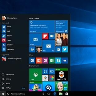 Windows 10'a Yeni Özellikler Geldi!