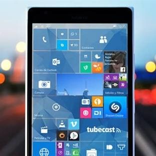 Windows 10 Mobile İçin Bir Güncelleme Daha