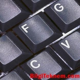 Windows 8'in Önemli Klavye Kısayolları Nelerdir?
