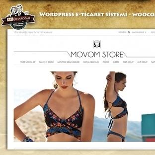 Wordpress E-Ticaret Sistemi - Woocommerce