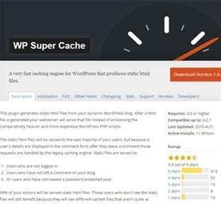 WP Super Cache Eklentisi Kurulumu ve Ayarları