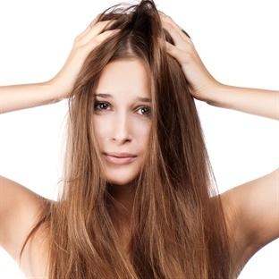Yağlı Saçlardan Bıktınız Mı?