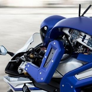 Yamaha Motor Testinde Robot Sürücüye Geçti