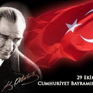 Yaşasın 29 Ekim Cumhuriyet Bayramı
